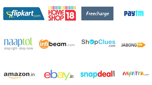 Online Shopping Logos1