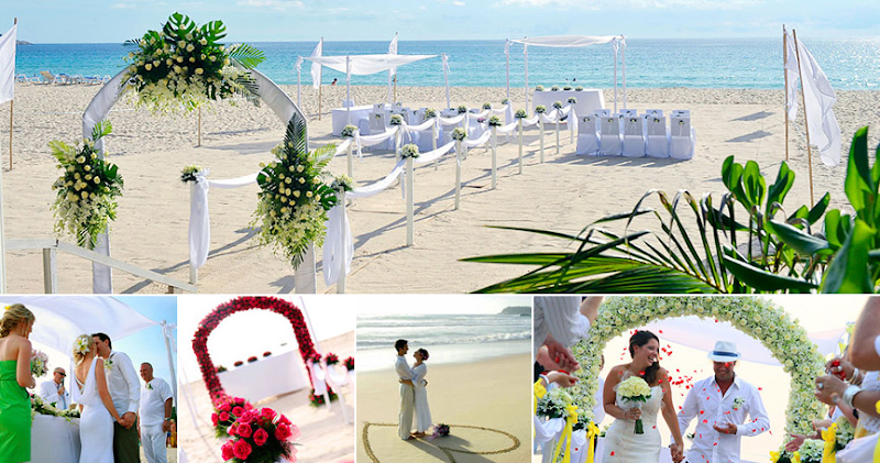 Katathani Beach Wedding Venue