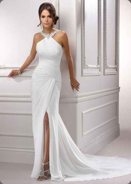 wedding dress A3578 maggie sottero