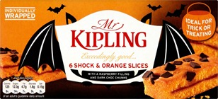 shock and orange slices