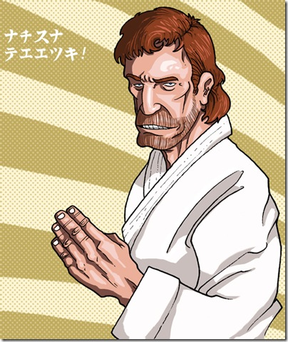 Chuck Norris (28)
