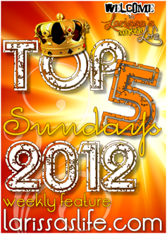 Top 5 Sundays 2012 large
