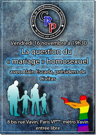 homophobia france