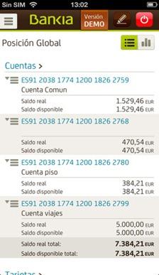 Bankia Movil 2