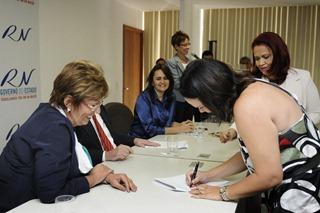 Governadora empossa o Conselho dos Direitos da Pessoa Idosa - Elisa Elsie (2)