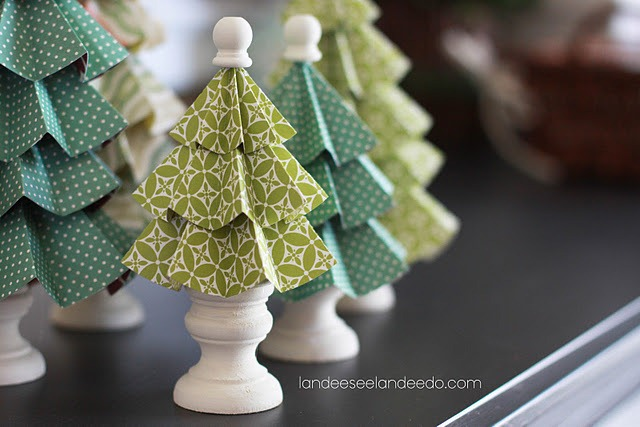 paper trees tutorial