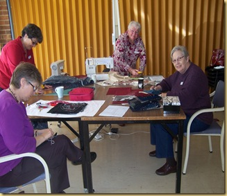 05.06.11 Sashiko ladies working