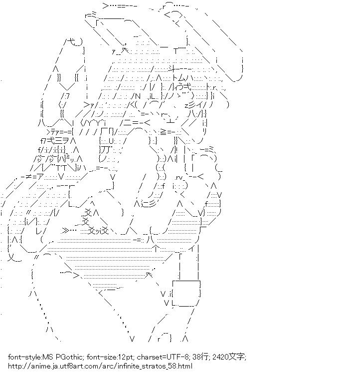 インフィニット・ストラトス,篠ノ之束
