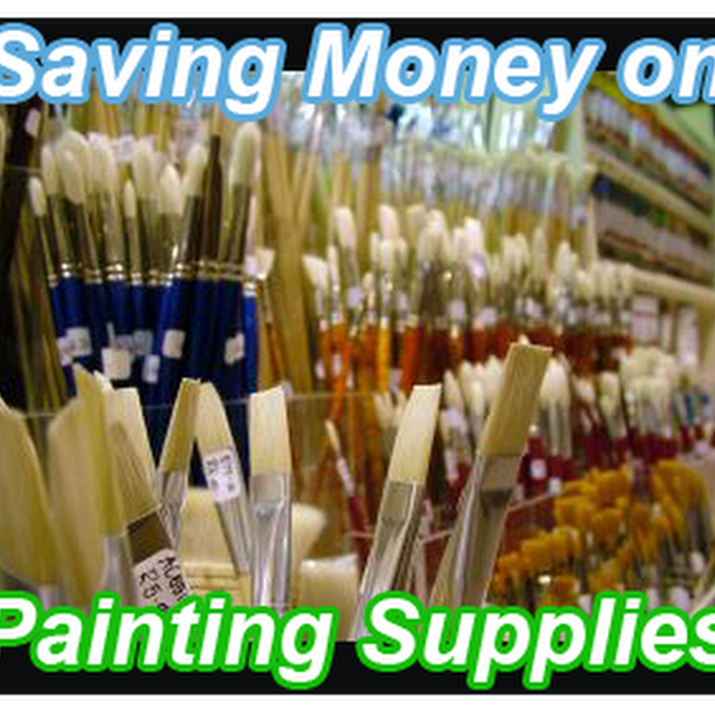 10 Ways to Save Money on Painting Supplies