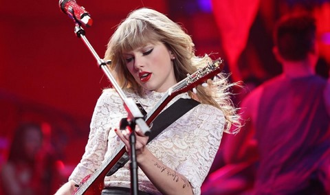 Taylor Swift  'Red', el videoclip