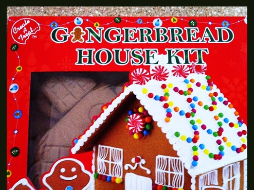 Gingerbread House – Circa 2012