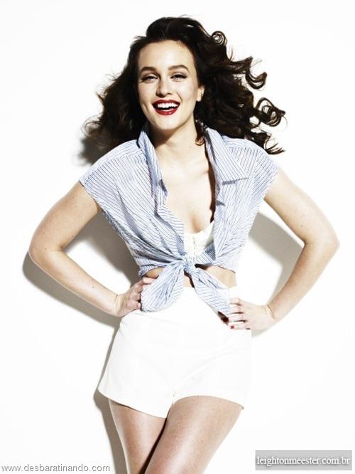 Leighton meester blair gossip girl garota do blog linda sensual desbaratinando  (203)