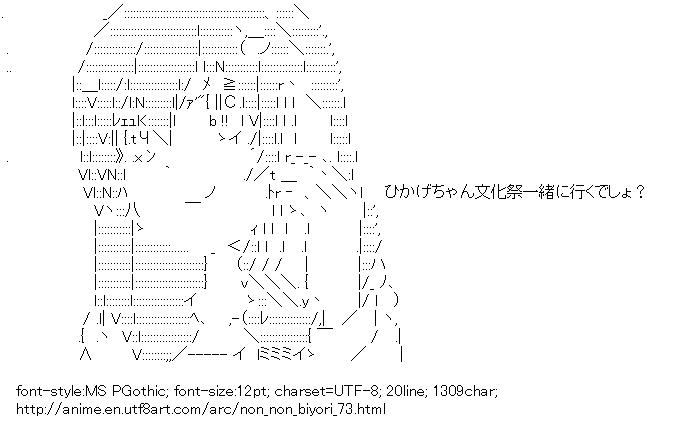 Non Non Biyori,Fujimiya Konomi,Telephone