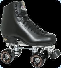 Black-Roller-Skate-psd42526