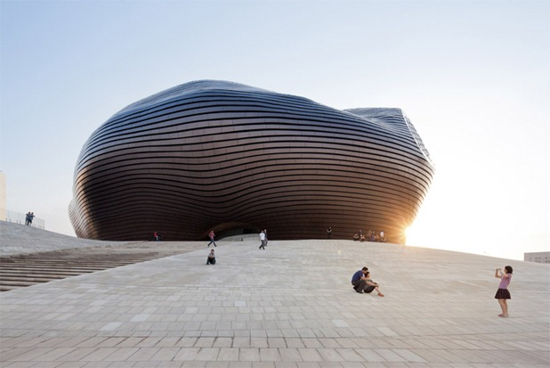 ordos museum by mad architects 2