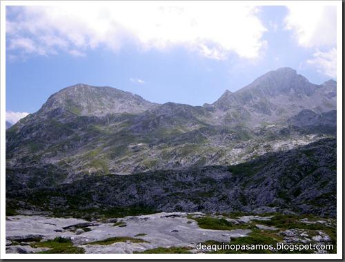 Poncebos-Canal de Trea-Jultayu 1940m-Lagos de Covadonga (Picos de Europa) 5166