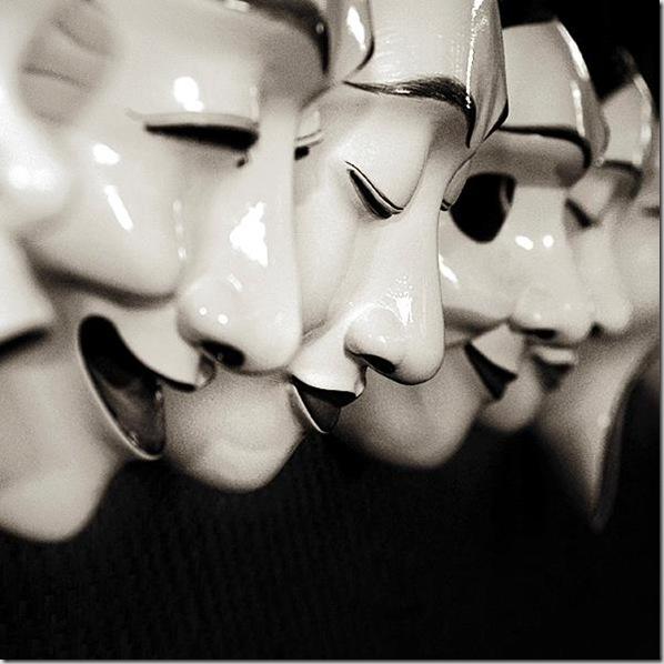 ➤ Masks of Anom Mas - Bali