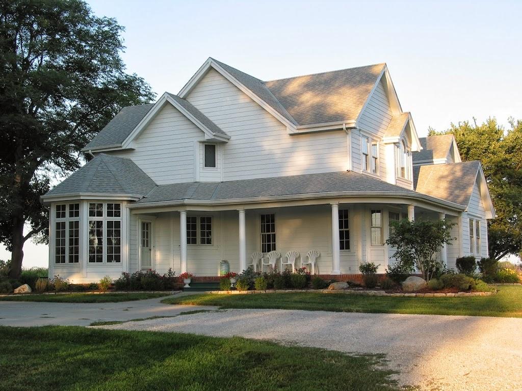 American farmhouse for Farn house