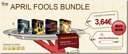 Indie Royal April Fools Bundle