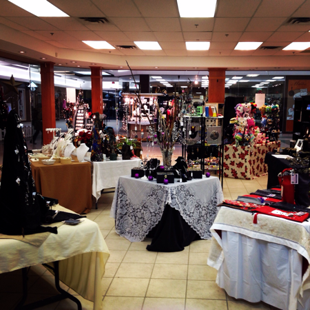 Pop up boutique in Aylmer