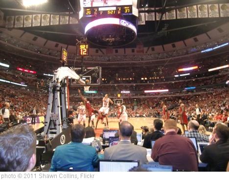 'Game 5 - Miami Heat at Chicago Bulls' photo (c) 2011, Shawn Collins - license: http://creativecommons.org/licenses/by/2.0/