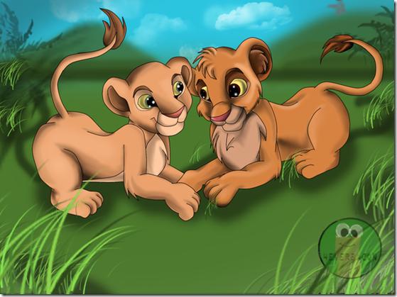 El Rey León,The Lion King,Simba (34)