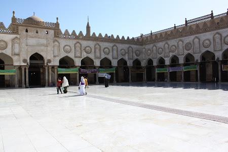 Obiective turistice Cairo: Moscheea Al Azhar