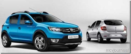 Dacia Sandero Stepway test 01