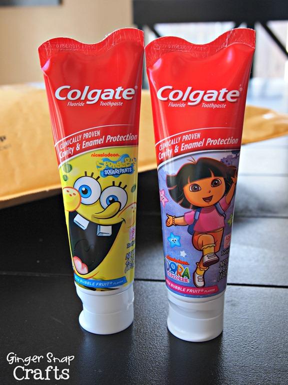 colgate toothpaste #colgate4kids