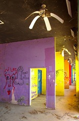 colored walls