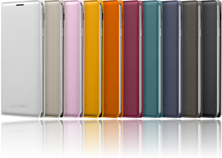 Samsung Galaxy Note 3 - Flip Cover