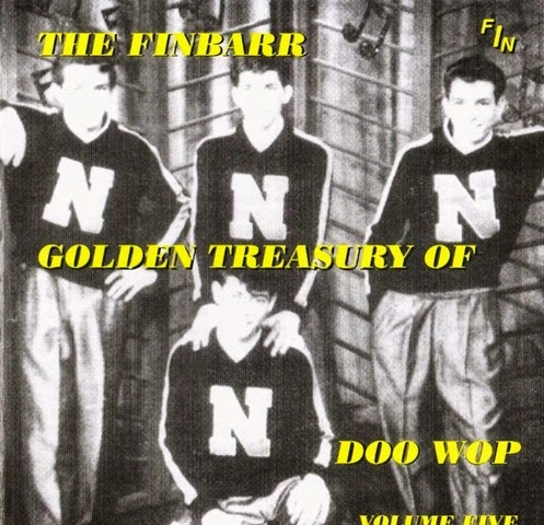 Finbarr Golden Treasury of Doo Wop Vol 5 Front