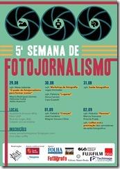 Cartaz Semana de Foto