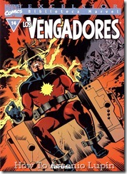 P00014 - Biblioteca Marvel - Avengers #14