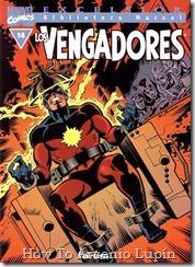 P00014 - Biblioteca Marvel - Avengers #14