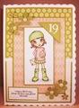 charisma cardz #24 - pink & green