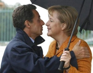 sarkozy-merkel dirigentes