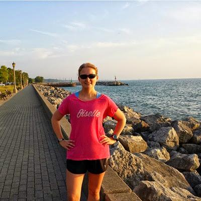 Venus_Lake Michigan Run