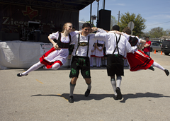 Tomball german festival 3
