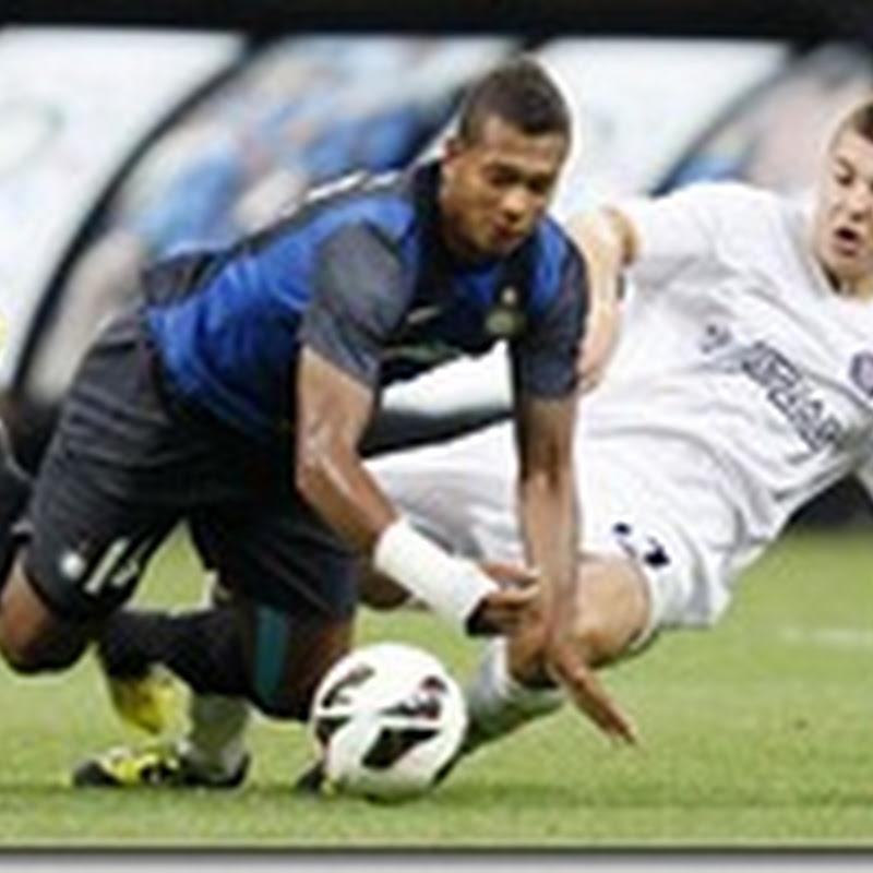 Sufriendo, el Inter de Milán avanzó a los play-offs de la Europa League