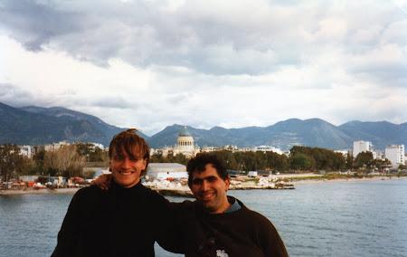 Imagini Grecia: Singur in lume - cu Fernando la Patras.jpg