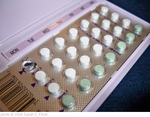 Birth Control Round Up