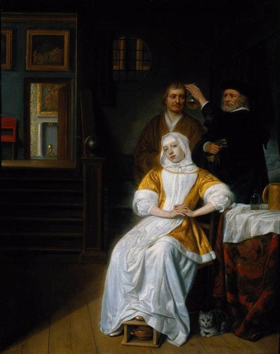 Hoogstraten_Samuel_van-The_Anaemic_Lady