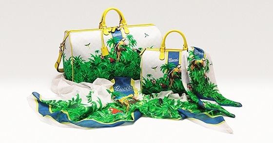 Gucci inaugura nova loja em São Paulo com coleção exclusiva inspirada no Brasil.