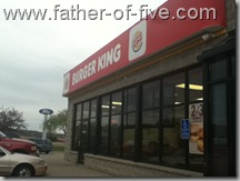 Burger King - Jordan, Minnesota