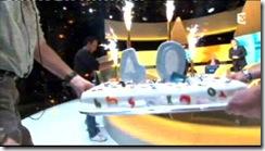 40 ans gâteau
