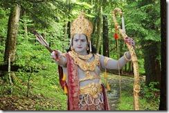 Sri Rama Rajyam Movie New Stills