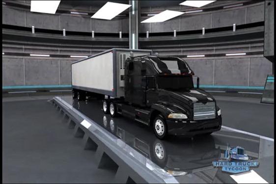 Juegos de Camiones Hard Truck Tycoon camiones