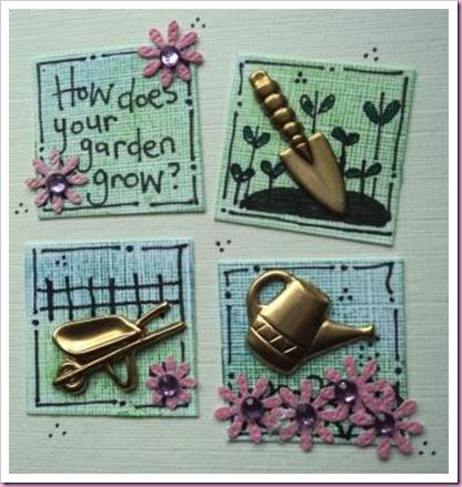 Gardening Inchies 2