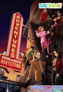 Bảo Mẫu Phưu Lưu Ký - Adventures In Babysitting Tập HD 1080p Full